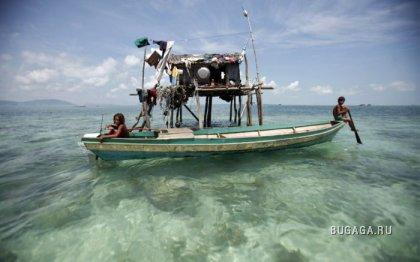 Баджо - морские цыгане