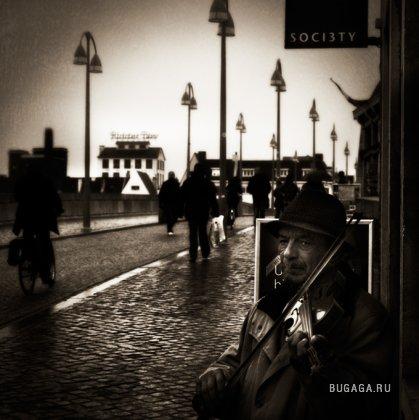 Черно-белые фотографии от Denis Grzetic