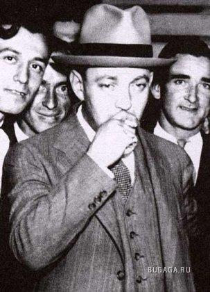 Самые известные гангстеры