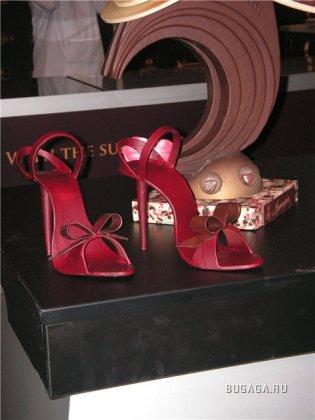 Выставка-распродажа шоколада