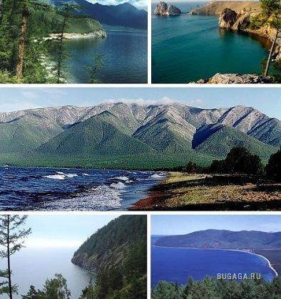 10 самых глубоких озёр мира
