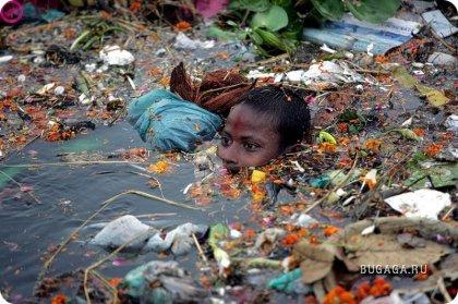 Страна мусора - Индия