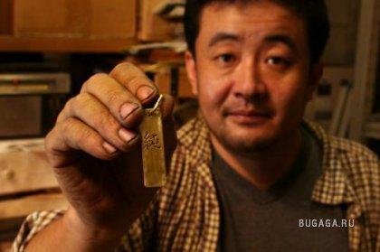 Харуо Суекичи - автор уникальных часов из хлама
