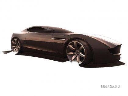 Aston Martin от студента