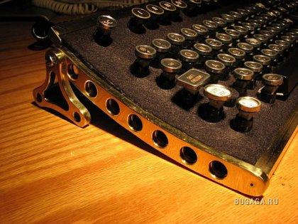 Как сделать ретро-клавиатуру