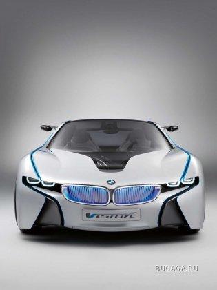 Компания BMW рассекретила новый концепт-кар
