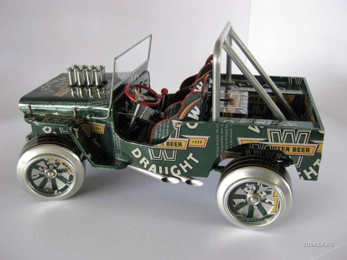 Машина из железа