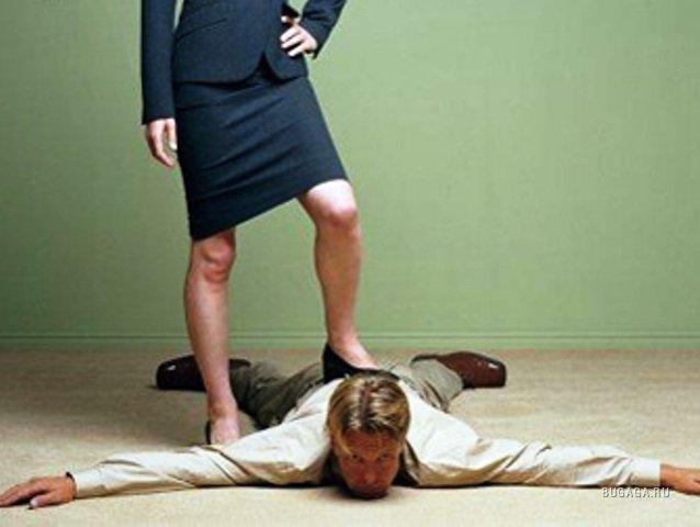 женщины пытают мужчин