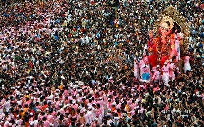 Индийские фестивали и ритуалы