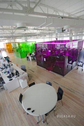 Офис креативного агентства IQ Marketing