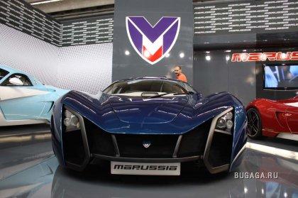 Marussia B2: русские во Франкфурте!