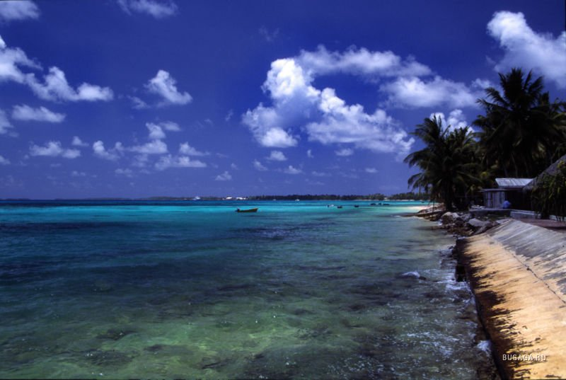 Рай на земле. Океания.
