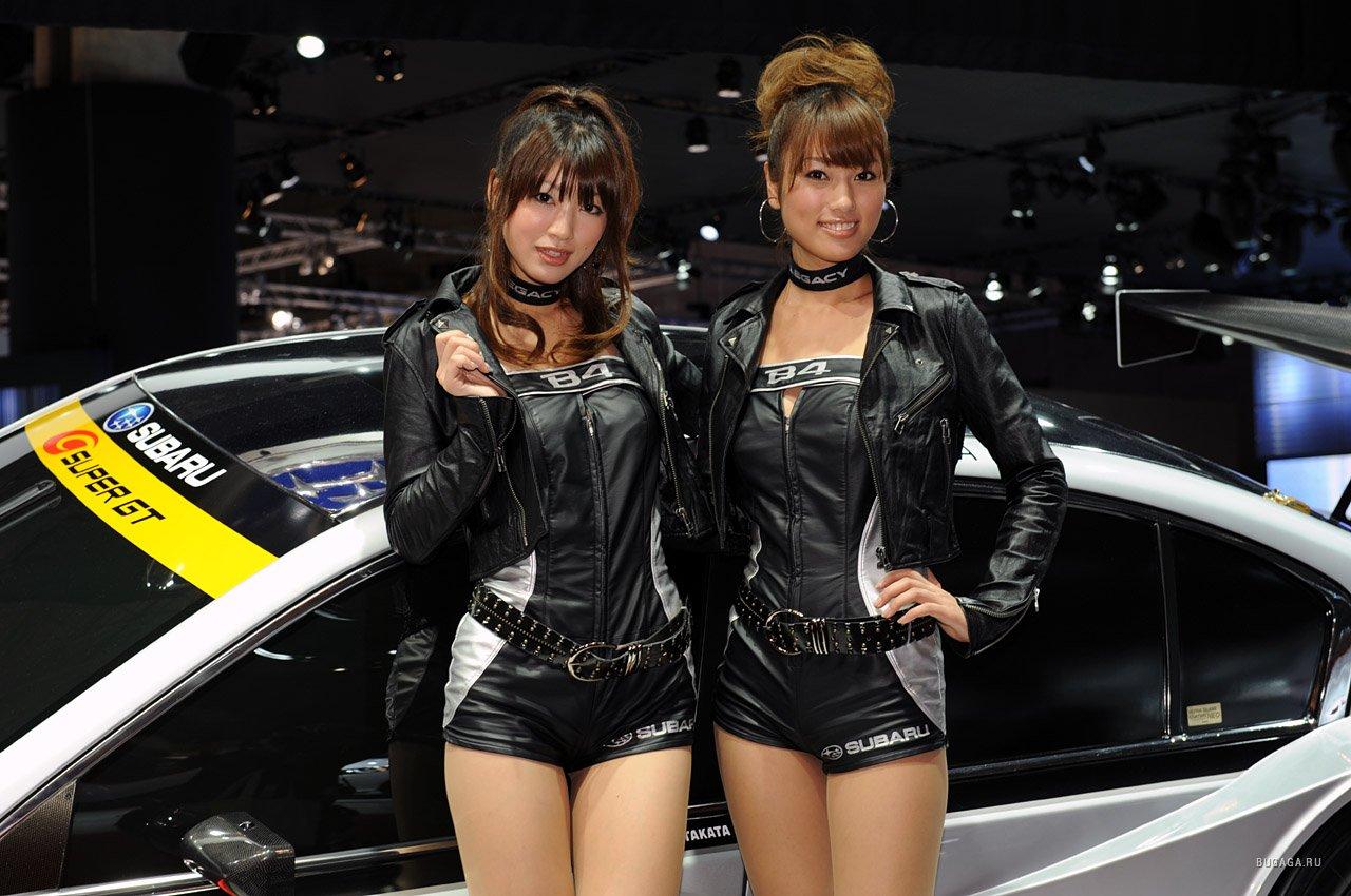 Шоу японских девушек 22 фотография
