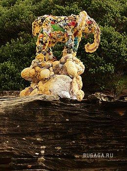 Выставка «Скульптуры у моря» в Сиднее