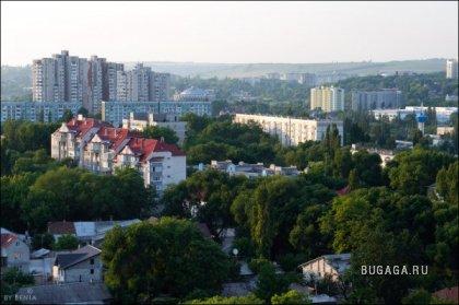 Кишинёв. Город в котором я живу.
