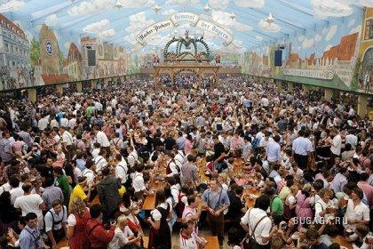 Пивной фестиваль Октоберфест 2009 завершился