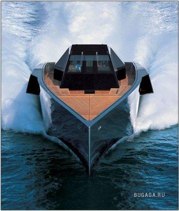 118 Wallypower - самая быстрая яхта в мире