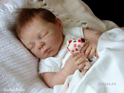 Виниловые младенцы-реборны