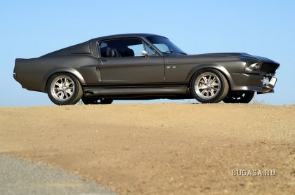 Shelby GT500 Eleanor: Go, Baby, Go...