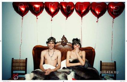 Любовный роман в фотографиях Криса Крэймера