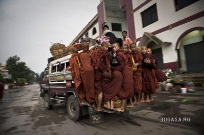 Жизнь в Мьянме