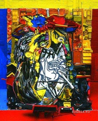 Мусорный гений - Bernard Pras