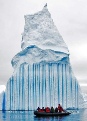 Айсберги (50 фото)