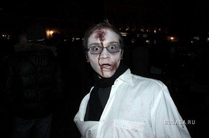 Гулянка зомби и другой нечести в Таллине