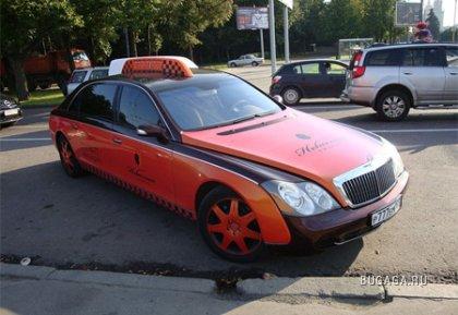 Десятка классных и редких такси
