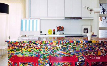 Lego-кухня