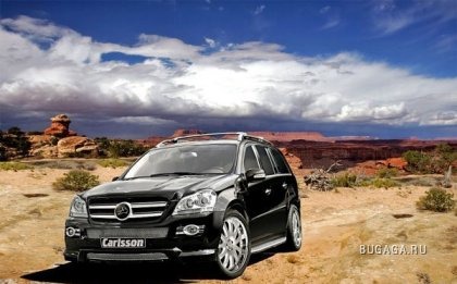 Тюнинг Mercedes-Benz GL