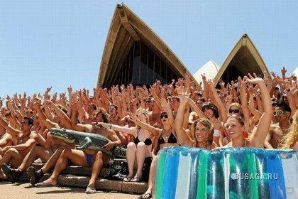Парад купальников в Сиднее
