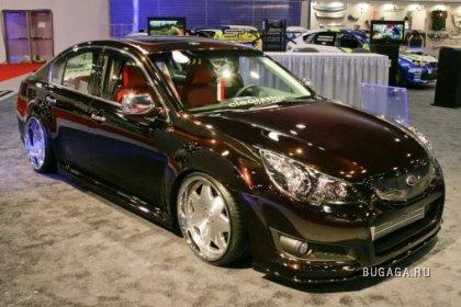 Subaru Legacy 2.5GT VIP Concept