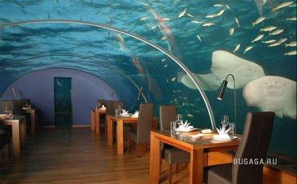 Необычные рестораны со всего мира