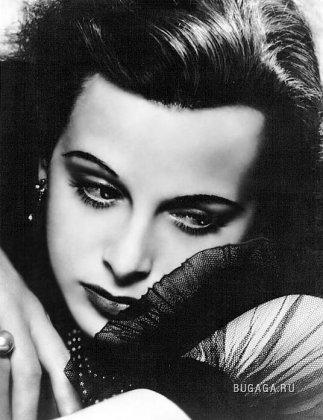 Работы известного фотографа 30-х годов George Hurrell