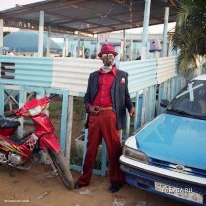 Гламур в Конго