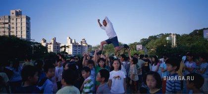 Неординарные фото от Li Wei