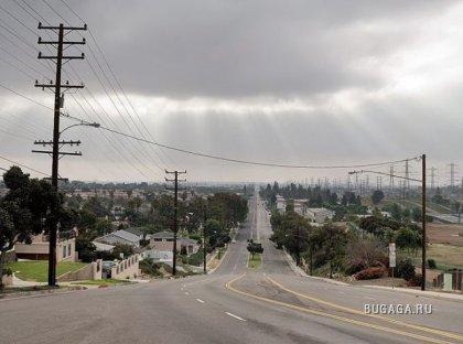 Пустой Лос-Анджелес