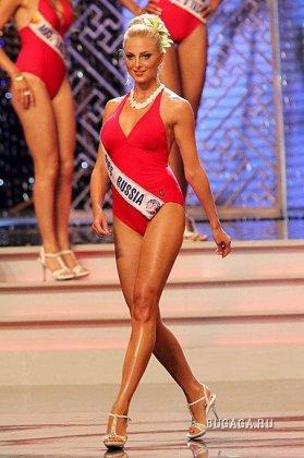 «Миссис мира 2009» стала россиянка
