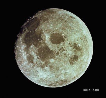 Луна может улететь?