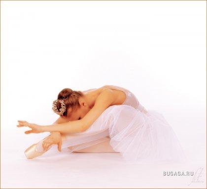 Балерины: красивы и изящны.