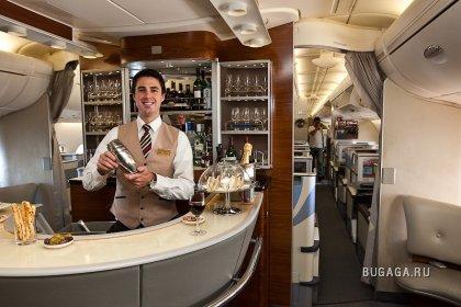 Самолет для избранных - Airbus А380