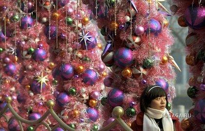Рождественская иллюминация в городах мира
