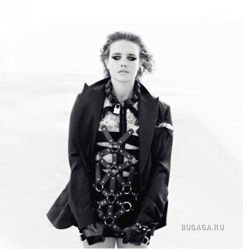 Наталья Водянова глазами Брайана Адамса