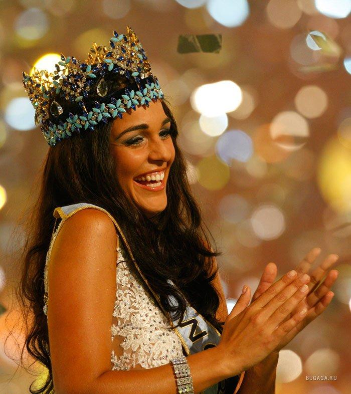 Мартовский топ-10 самых красивых женщин мира по