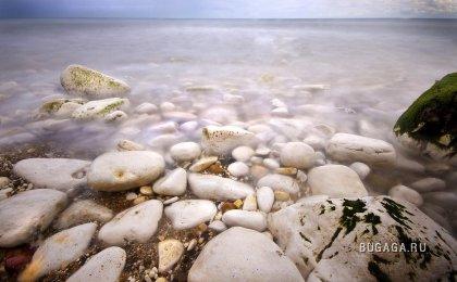 Морские пейзажи, ландшафты от Марка