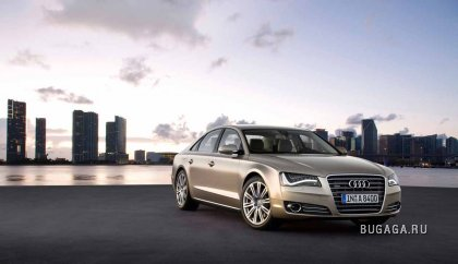 Премьера Audi A8 2011