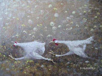 Картины Андрея Репникова