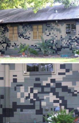 Раскрашенные дома