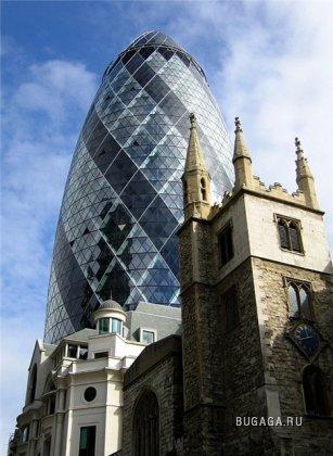 Top-10 архитектурных сооружений последних 10-ти лет